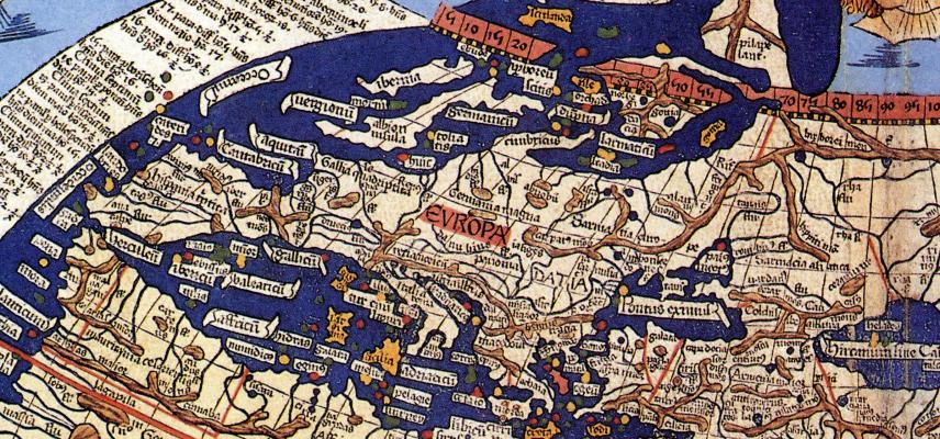 1482 cosmographia germanus